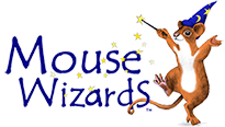 Mouse Wizards Logo